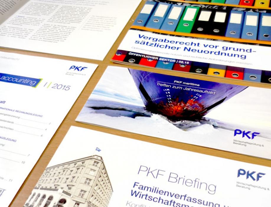 Durchblick schaffen, wenn es kompliziert ist. PKF in Deutschland